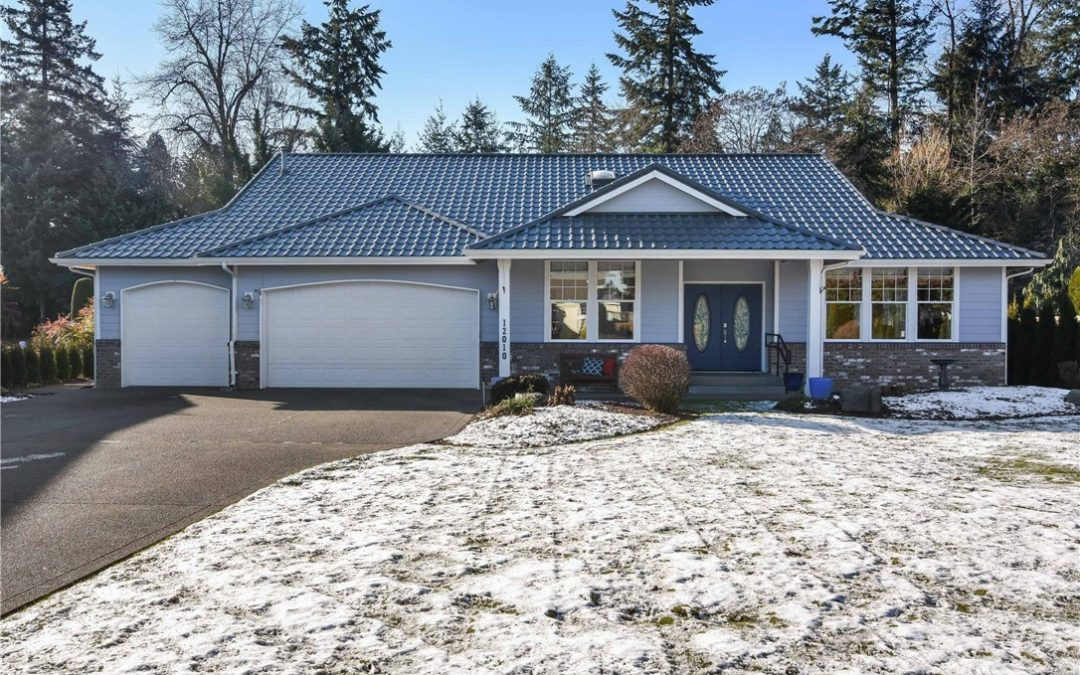 Sunny, Open-Concept 3-Bedroom, 2-Bath Rambler w/Gorgeous Backyard on Half-Acre Lot in Lakewood