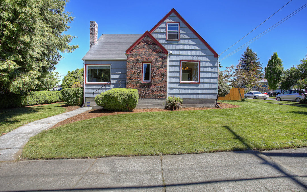Tudor in East Tacoma – SOLD in the summer of 2016. Now what's it worth?