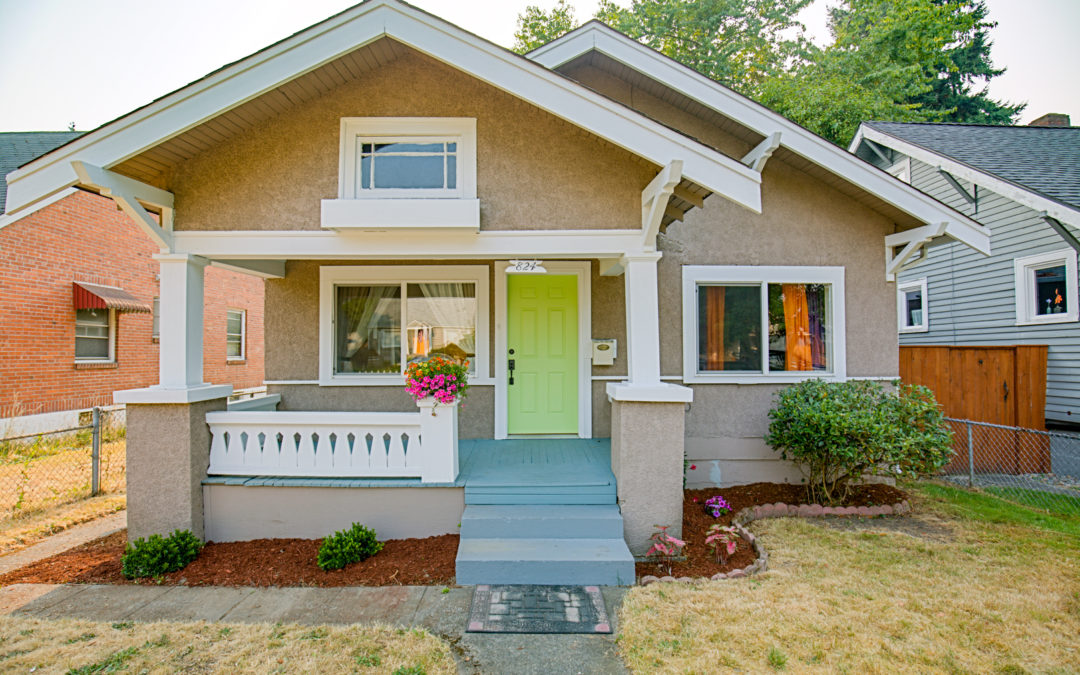6th Ave Updated Craftsman Charmer for UNDER $250K – HOT HOME!