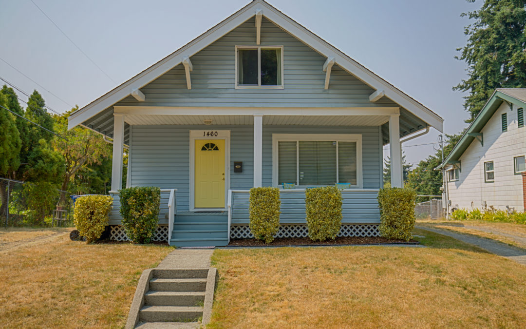 Spacious Craftsman Home in Central Tacoma – JUST LISTED