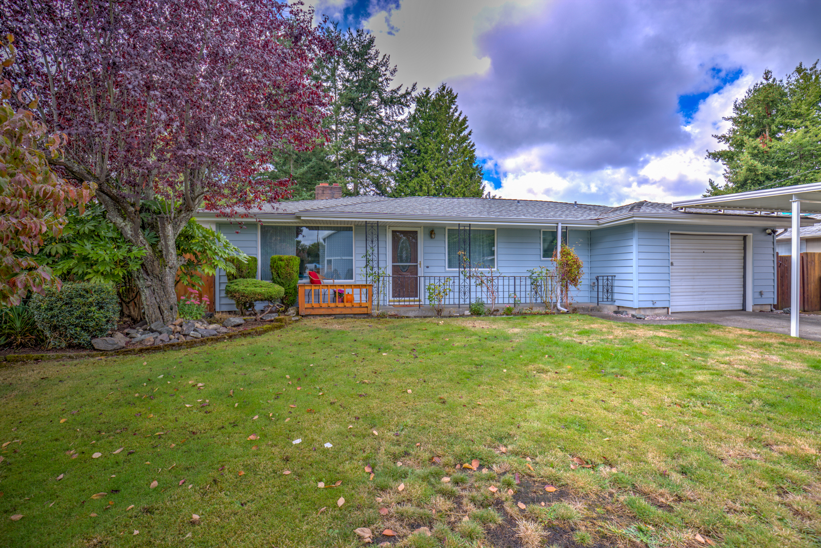 Updated rambler in south tacoma jenny wetzel homes for Rambler homes for sale