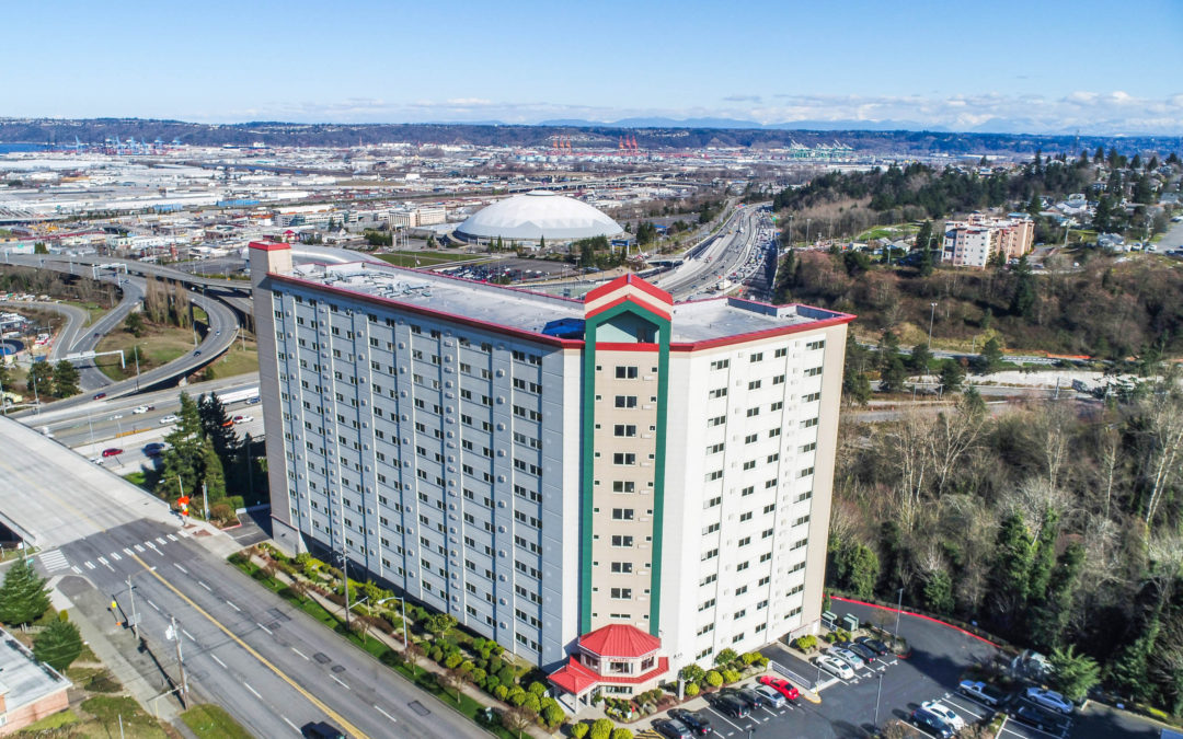 Downtown Tacoma Living