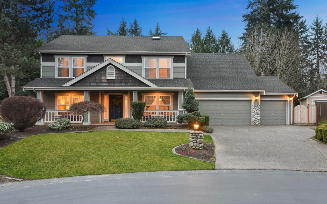 Captivating Fife Heights Home