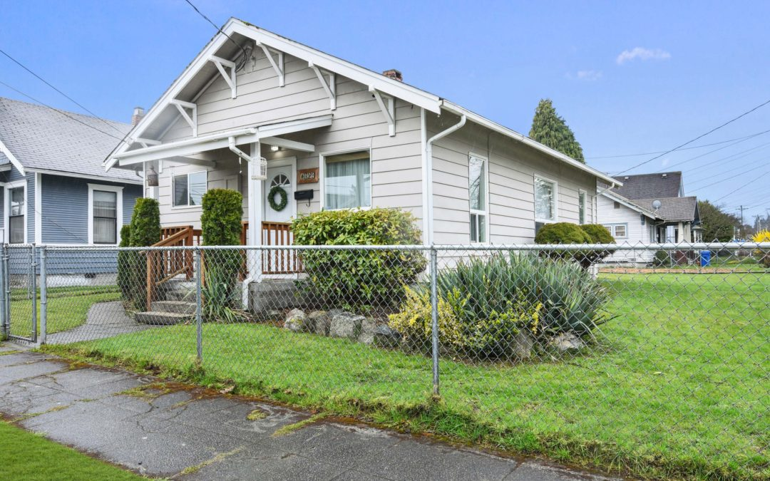 Economical South Tacoma Craftsman