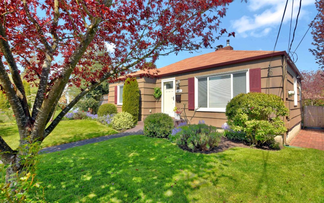 SOLD for $35,000 ABOVE LIST PRICE! North Tacoma GEM