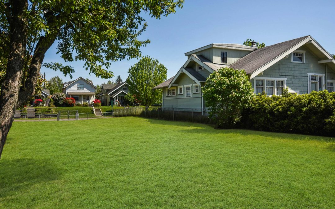 East Tacoma Investment, Home or Both?