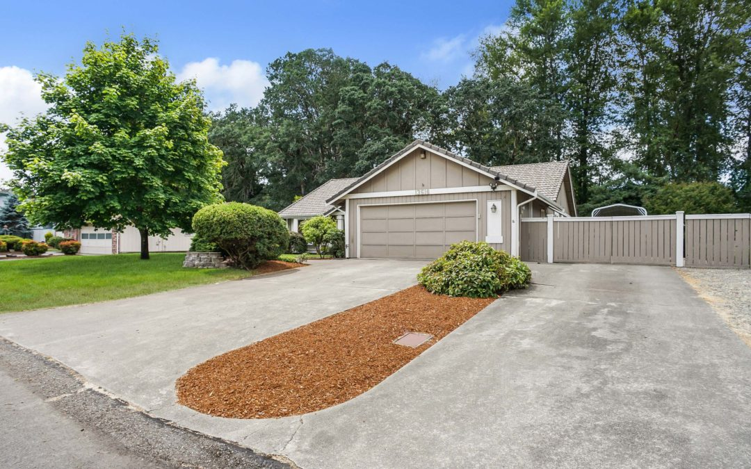 SOLD! 1/2 ACRE RANCH in TACOMA, WA