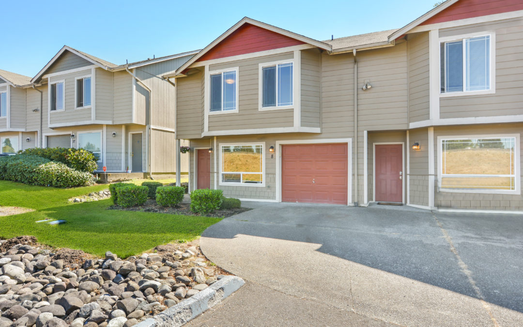 SOLD! Favored Tacoma Townhome