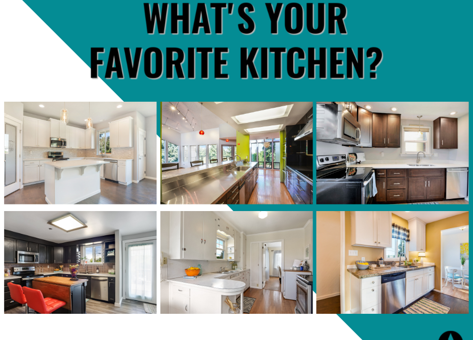 7 KITCHEN STYLES. Homes under $500K in Pierce County