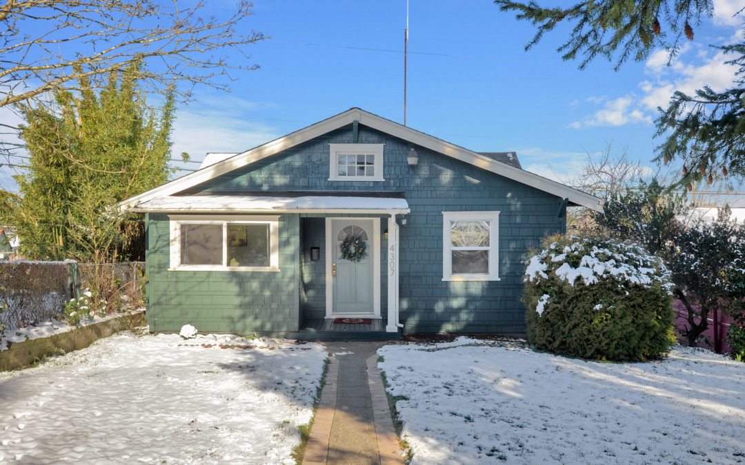 Cottage Home & City Living – Tacoma, WA