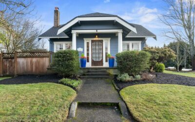 HISTORIC CRAFTSMAN HOME – Just Listed!