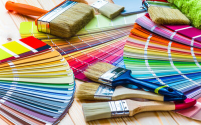 Painting the Interior and Exterior of your Home