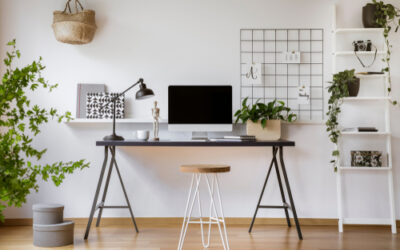 4 Ways to Optimize your Office at Home
