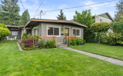 Remodeled Single-Story, South Tacoma Home – NEW LISTING!