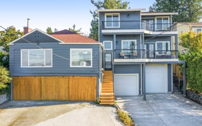 SOLD! 2-for-1 Day Island View Home