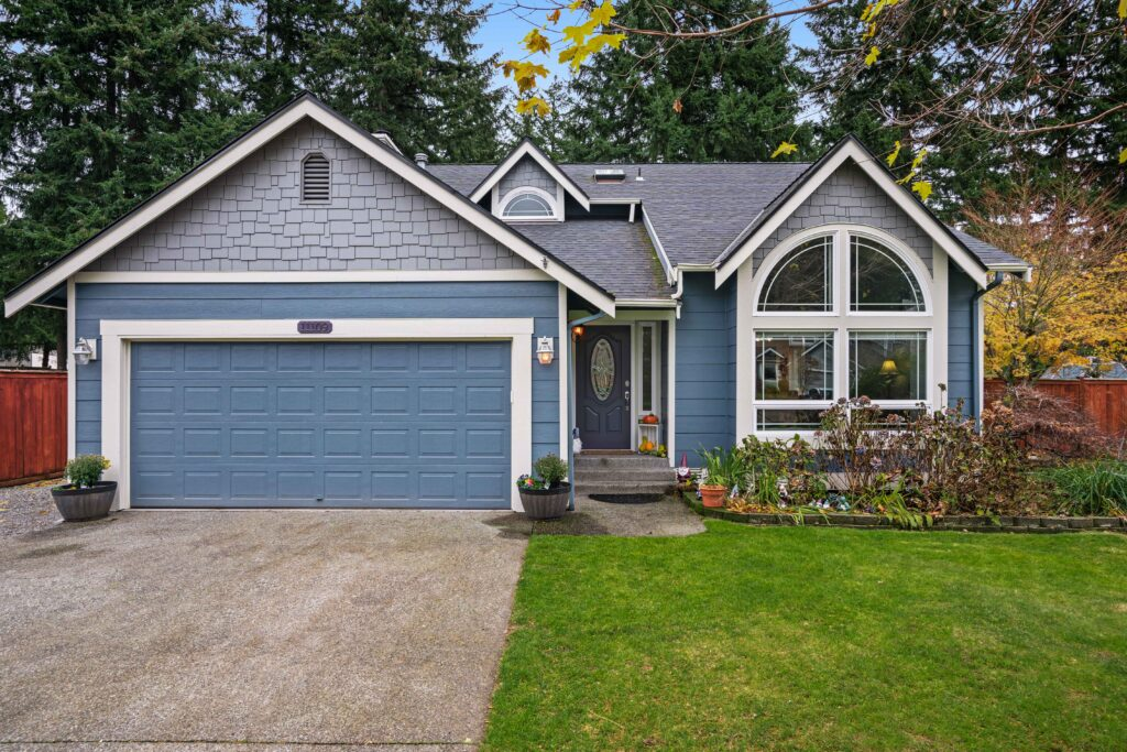 Backyard Oasis in Bonney Lake home for sale