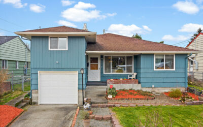 Storybook Charm in South Tacoma – UNDER CONTRACT