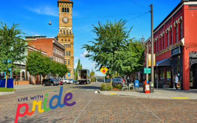 Tacoma's Pride Festival 2021