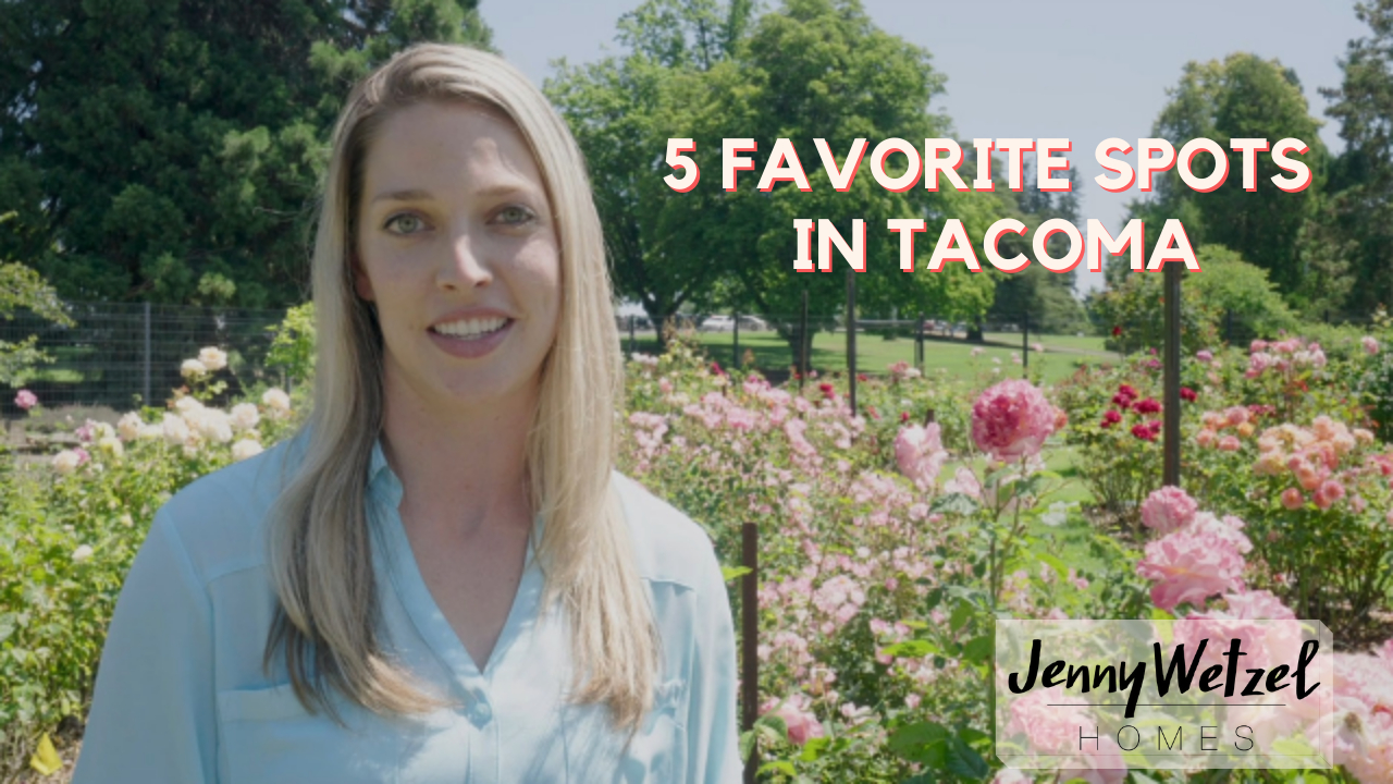 Five Favorite Places in North Tacoma